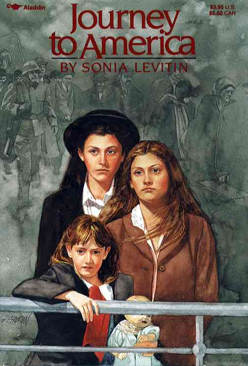 Journey to America By Levitin, Sonia/ Robinson, Charles